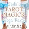 Teeki Brand Tarot Magick Yoga Pants